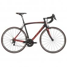 Bicicleta de Corrida VIPER STELVIO Shimano 105 5800 34/50 Preto/Vermelho 2016