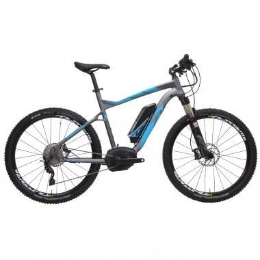 """Mountain Bike eléctrica VIPER E-ROCK CX 27,5"""" Gris/Azul 2016"""