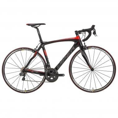 Bicicletta da Corsa VIPER GALIBIER Shimano Ultegra Di2 6870 34/50 Nero/Rosso 2017