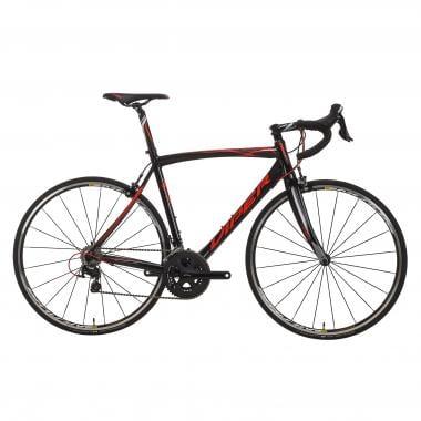 Bicicletta da Corsa VIPER STELVIO Shimano 105 5800 34/50 Nero/Rosso 2017