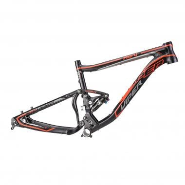 "Cuadro de Mountain Bike VIPER FIERY XC 27,5"" Amortiguador FOX Float CTD Negro/Rojo 2016"