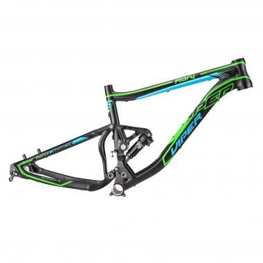 "Cuadro de Mountain Bike VIPER FIERY AM 27,5"" Amortiguador FOX Float CTD Negro/Azul 2016"