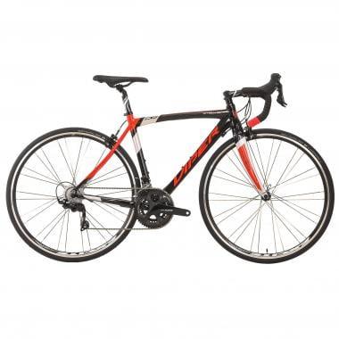 VIPER STELVIO Shimano 105 R7000 34/50 Road Bike Black/Red/Silver 2018