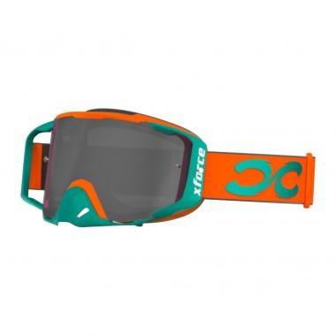 Masque XFORCE ASSASSIN XL 2.0 Orange/Vert Iridium