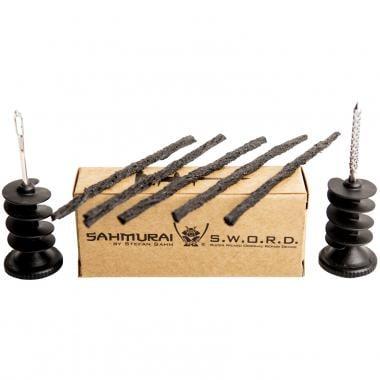 Kit de Réparation Tubeless Integré SAHMURAI SWORD + 5 Mèches