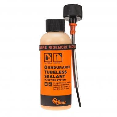 Liquide Préventif Anti-Crevaison + Applicateur ORANGE SEAL ENDURANCE (119 ml)