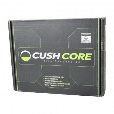 Mousse Anti-Pincement CUSHCORE Gravel / CX 700C (Paire + Valves)