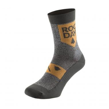 Chaussettes ROCDAY TIMBER Gris/Marron
