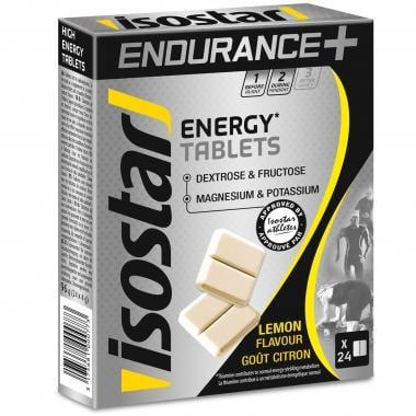 Pack de 24 Tablettes ISOSTAR ENDURANCE + (4 g)