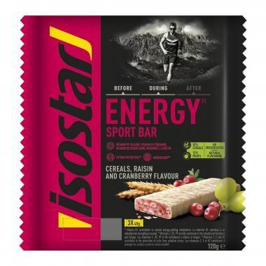 Pack de 3 Barres Énergétiques ISOSTAR HIGH ENERGY (40 g)