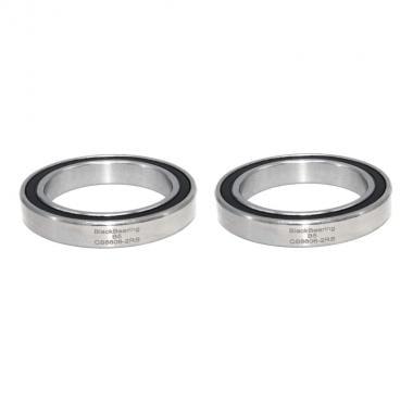 Kit Roulements BLACK BEARING CERAMIQUE pour Boîtier de Pédalier BB30/PF30 (30 x 42 x 7 mm)