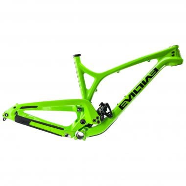 "EVIL FOLLOWING 29"" MTB Frame Rockshox Monarch RT3 Rear Shock Green"