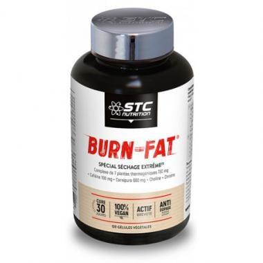Boîte de 120 Gélules de Complément Alimentaire STC NUTRITION BURN FAT