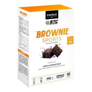 Gâteau Énergétique STC NUTRITION BROWNIE MULTISPORT (400 g)