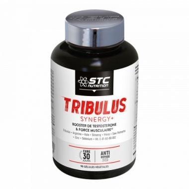 Caixa de 90 Cápsulas de Complemento Alimentar STC NUTRITION TRIBULUS SYNERGY+