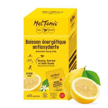Étui de 10 Boissons Énergétiques MELTONIC Antioxydant (20 g)