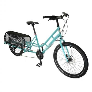 CDA - Vélo Cargo XTRACYCLE EDGERUNNER SWOOP Bleu - Taille S