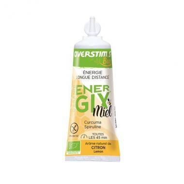 Gel Énergétique OVERSTIM.S ENERGIX MIEL BIO (25 g)