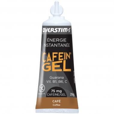 Gel Énergétique OVERSTIM.S CAFEIN GEL (29 g)