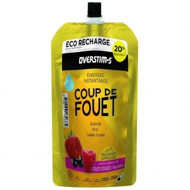 Gel Énergétique OVERSTIM.S COUP DE FOUET ECO-RECHARGE (250 g)