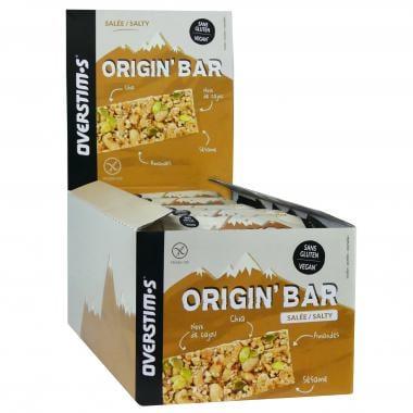 Pack de 30 Barres Énergétiques OVERSTIM.S ORIGIN BAR VEGAN (40 g)