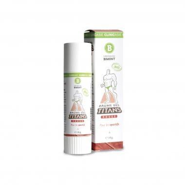 Crème de Récupération LABORATOIRE BIMONT BAUME DES TITANS Rouge (18 g)