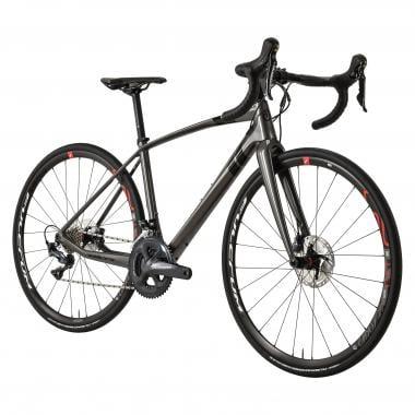 Bicicletta da Corsa EDDY MERCKX WALLERS73 DISC Shimano Ultegra R8050 36/52 Grigio/Nero 2020