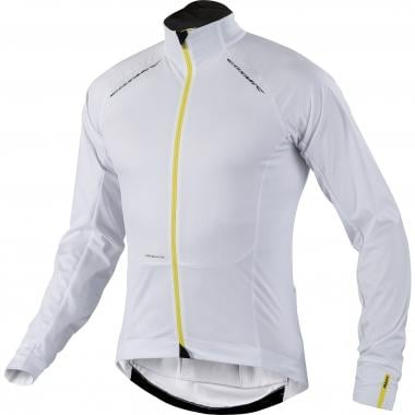 Maillot MAVIC COSMIC PRO WIND Manches Longues Blanc