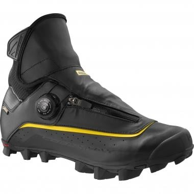 Zapatillas MTB MAVIC CROSSMAX SL PRO THERMO Negro 2016