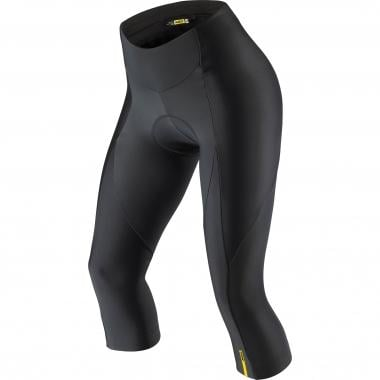 Pantaloni 3/4 MAVIC ELITE THERMO Donna Nero