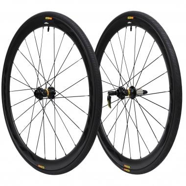 Par de ruedas MAVIC COSMIC PRO CARBON SL DISC Para tubulares 700x25c (Center Lock) 2016