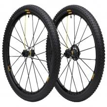 "MAVIC CROSSMAX SL PRO 27.5"" Wheelset 9/15 mm Front Axle - 9/12x135/12x142 mm Rear Axle + Crossmax Pulse 2,10"" Tyres"