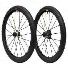 """Par de ruedas MAVIC CROSSMAX SL PRO 27,5"""" Eje delantero 9/15 mm - Trasero 9/12x135/12x142 mm XD + Cubiertas Crossmax Pulse 2,10"""""""