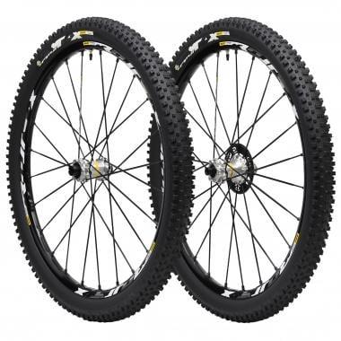 "Par de ruedas MAVIC CROSSMAX XL PRO 27,5"" Eje delantero 15/20 mm - Trasero 9/12x135/12x142 mm + Cubiertas Crossmax Quest 2,25"""