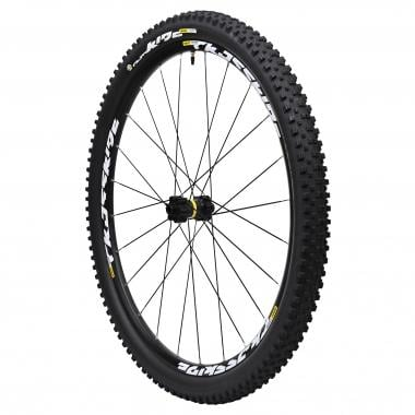 "Roda Dianteira MAVIC CROSSRIDE QUEST 29"" Eixo 15 mm + Pneu Crossride Quest 2,4"""
