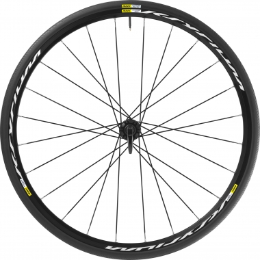 MAVIC KSYRIUM DISC 700x25c Clincher Rear Wheel (6 Bolts) 2016