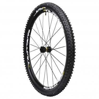 "Roda Dianteira MAVIC CROSSRIDE LIGHT 29"" Eixo 15 mm + Pneu Crossride Quest 2,25"""