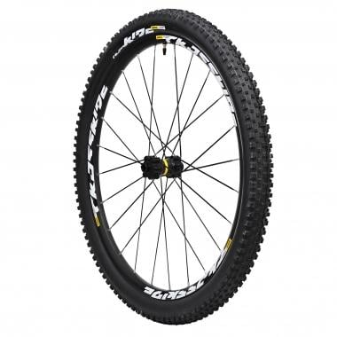 "Roue Avant MAVIC CROSSRIDE LIGHT 26"" Axe 15 mm + Pneu Crossride Quest 2,25"""