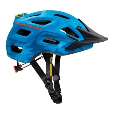 Casco MAVIC CROSSRIDE Blu/Nero