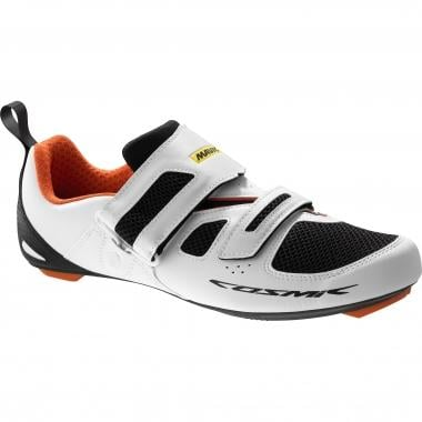 Chaussures Triathlon MAVIC COSMIC ELITE TRI Blanc