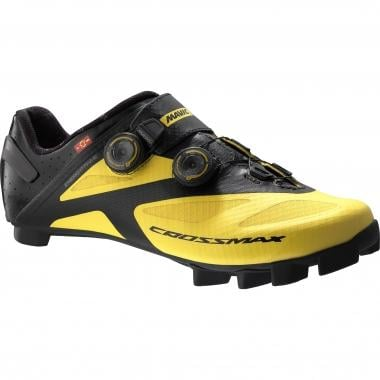 Chaussures VTT MAVIC CROSSMAX SL ULTIMATE Jaune
