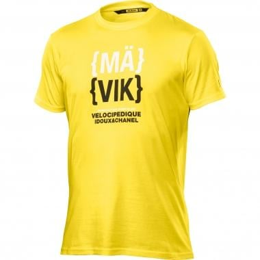Camiseta MAVIC PHONETIC Amarillo