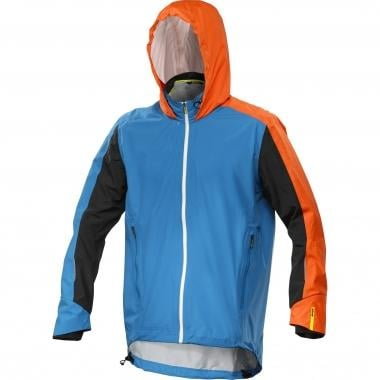 Veste MAVIC CROSSMAX PRO H2O Bleu/Orange