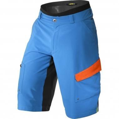 MAVIC CROSSMAX PRO SET Shorts Blue/Orange 2016