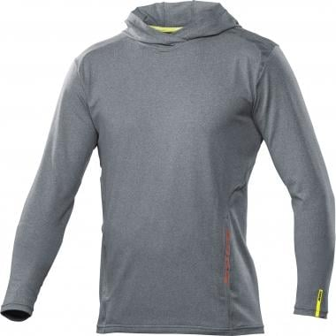 Maillot MAVIC CROSSRIDE HOODIE Mangas largas con capucha Gris