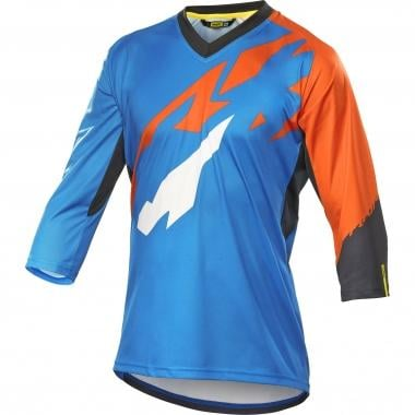 Maillot MAVIC CROSSMAX PRO Manches 3/4 Bleu/Orange