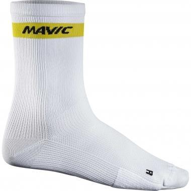 Calcetines MAVIC COSMIC HIGH Blanco 2016