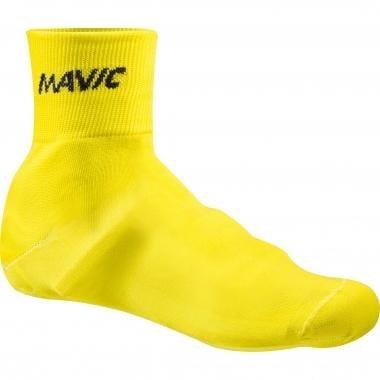 Couvre-Chaussures MAVIC KNIT Jaune 2016