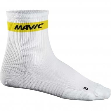 Calcetines MAVIC COSMIC MID Blanco