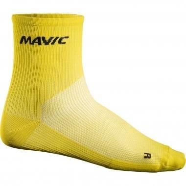 Meias MAVIC COSMIC MID Amarelo